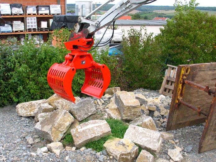 MO 200 Arbeiten im Bereich Garten und Landschaftsbau